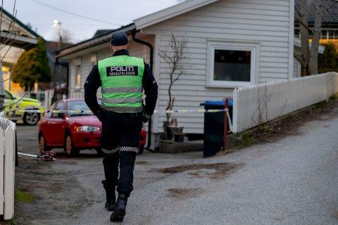 En kampsportutøver er frikjent for drap for andre gang etter at lagmannsretten mener det ikke er bevist en sammenheng mellom et spesielt halsgrep og at en mann i 40-årene døde etter slåsskamp på Lisleby i Fredrikstad i mars i fjor. Foto: Thomas Andersen / NTB