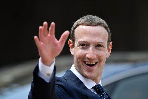 METAVERSE: Mark Zuckerberg satser tungt på hva som er tenkt å bli en helt virtuell verden. (Foto: Julien Mattia/NurPhoto/Getty Images)