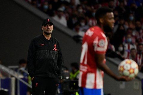 LEDET LIVERPOOL TIL SEIER: Liverpool-manager Jürgen Klopp og hans lag har ni av ni mulige poeng så langt i Champions League.