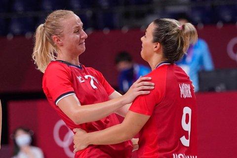 Det går mot håndballmesterskap på norsk jord. Foto: Lise Åserud / NTB
