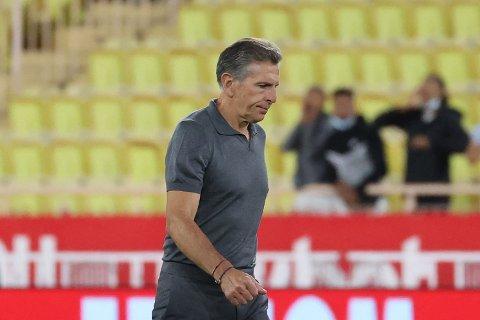 Den tidligere Southampton og Leicester-manageren Claude Puel har tunge dager som sjef for Saint-Etienne