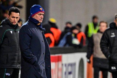 RUNDSPILT: Aldri før har et José Mourinho-lag sluppet inn seks mål, slik Roma gjorde i Bodø.
