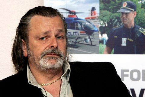 SAMMENSVERGELSE: Kilder i det kriminelle miljøet tror Eirik Jensen (bildet) kan ha blitt utsatt for et komplott. (Bildet av Jensen er tatt på en pressekonferanse i 2007)