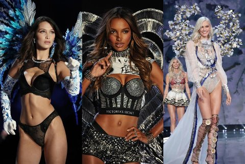 Victoria's Secret Fashion Show 2017 gikk av stabelen 21. november i Shanghai.