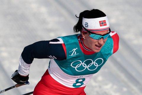 STØTTER LØFSHUS-UTSPILL: Marit Bjørgen er enig med Vidar Løfshus om Therese Johaug.