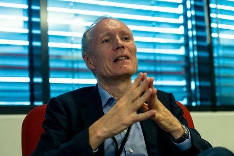 Direktør Frode Forfang (bildet) i UDI mener årsakene til at én av ti syriske kvoteflyktninger sier nei å komme til Norge sammensatte. En av dem er at Norge orienterer om norsk kultur og verdier for sent i prosessen.