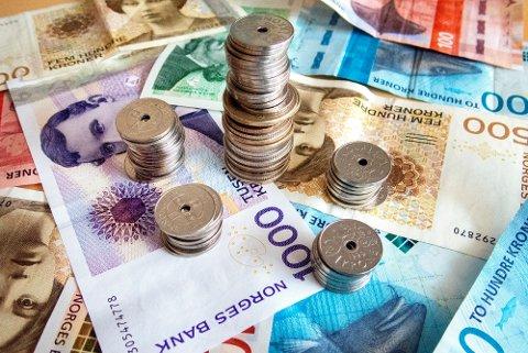 I løpet av 2019 blir trolig gjeldsregisteret tatt i bruk.Illustrasjonsfoto: Gorm Kallestad / NTB scanpix