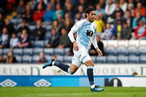 DRØMMER OM PL-RETUR: Danny Graham og Blackburn drømmer om en retur til Premier League.