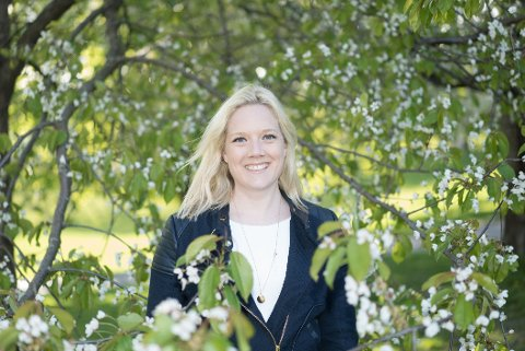 Aina Stenersen:1. kandidat for Frp i Oslo til høstens kommunevalg