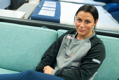 Nora Mørk er sammen med hockeyspiller Martin Laumann Ylven.