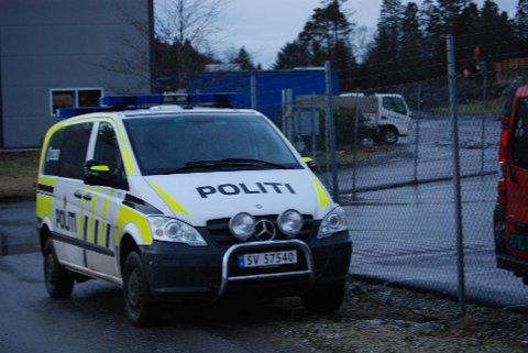 Klokken 15.08 torsdag fikk politiet melding om at det hadde skjedd en arbeidsulykke i Alversund i Nordhordland.