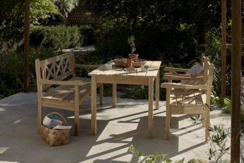 Gjør uteplassen din til et naturlig samlingspunkt i sommer.