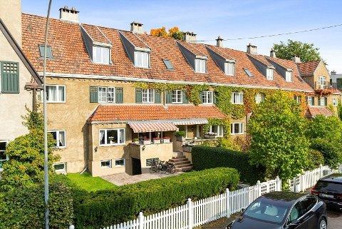 INGEN HAR BITT PÅ: Dan Børge Akerø og kona Mette Heitmann har bodd her siden 1987.