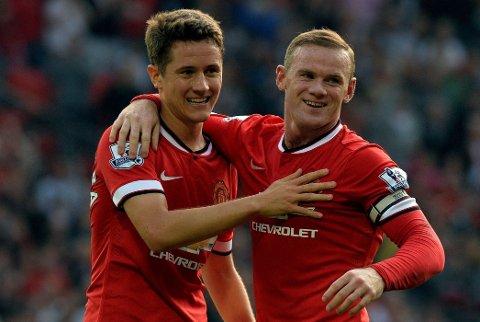 SINNATAGG: Rio Ferdinand forteller om Wayne Rooney temperament som ung.