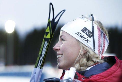 EN OPPTUR? Tiril Eckhoff er Norges største håp på normaldistansen.