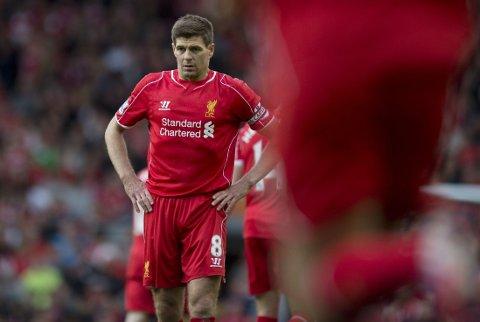 COMEBACK: Mange Liverpool-fans ville nok hilst Steven Gerrard hjertelig velkommen tilbake til Merseyside. Manager Jürgen Klopp demper imidlertid forventningene.