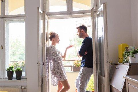 Vi føler oss litt mindre alene, når vi vet at andre krangler om de samme tingene som oss!