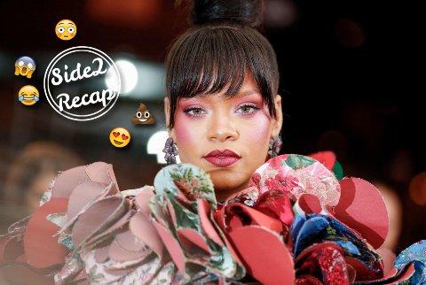 MET-gallaen har tatt mye av oppmerksomheten denne uka. Og Rihanna stilte med det beste antrekket.
