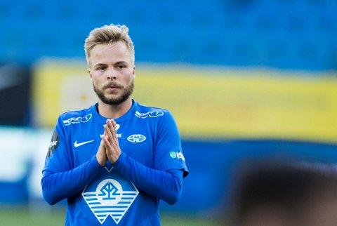 TILBAKE I NORGE: Sander Svendsen skal spille for Odd.
