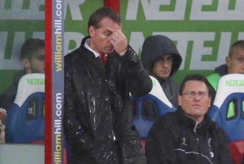 BOMMET? Brendan Rodgers må svare for bomkjøp. Men han er ikke alene om å vurdere hvem som kommer inn portene på Anfield.