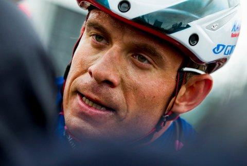 TREDJEPLASS: Alexander Kristoff tok en tredjeplass iGrand Prix de Québec i Canada.
