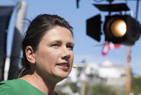 Høyres Heidi Nordby Lunde er en av flere politikere som foreslår å kutte statsstøtten til HRS.