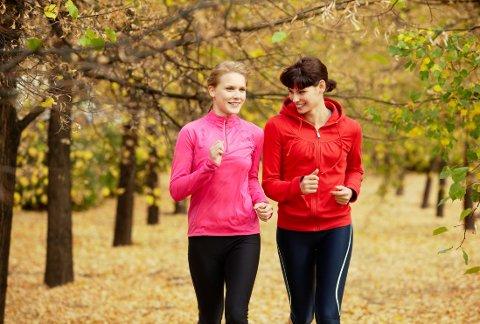 HØSTEN: Nå er det mange som merker at treningsmotivasjonen dabber av, men det finnes gode råd for å få tilbake treningslysten!