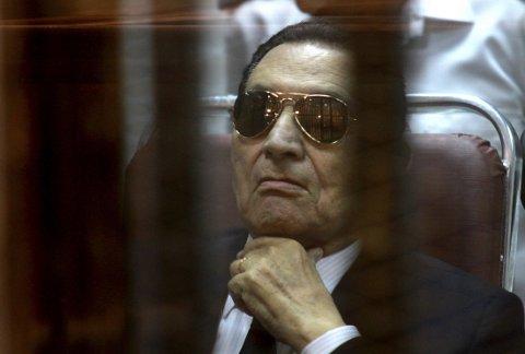 Egypts tidligere president Hosni Mubarak ble i fjor dømt til tre års fengsel.