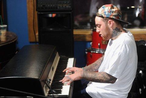 Rapperen Mac Miller døde fredag 7. september av en overdose.