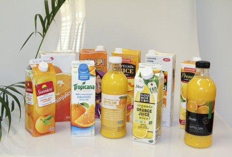 VELG JUICE etter smak og kvalitet, anbefaler Camilla Andersen som ernæringsfysiolog i frukt.no.