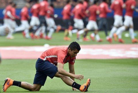AVSLÅTT: To ganger har Chelsea forsøkt å hente PSGs Marquinhos på tirsdag, uten hell.