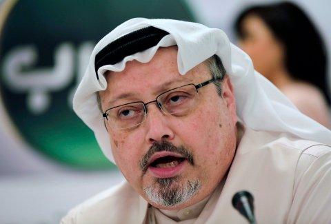 DREPT: Washington Post-journalisten Jamal Khashoggi ble drept i Saudi-Arabias konsulat i Istanbul.