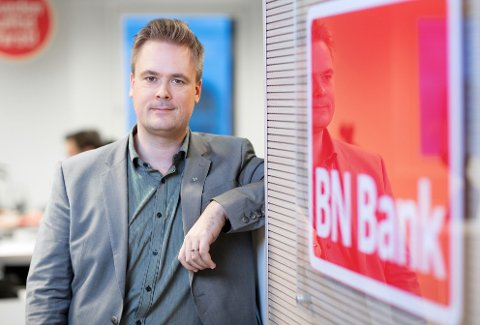 NÅR TOK DU OPP LÅNET? Det avgjør hvilken rente du får, sier personmarkedsdirektør Endre Jo Reite i BN Bank.