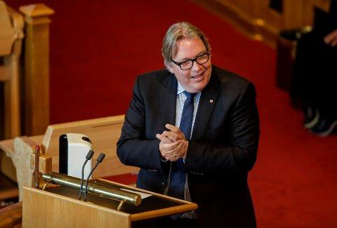 – Jeg synes absolutt at den norske staten skal undersøke om Norge bør ha sterkere engasjement i SAS, sier Sverre Myrli (Ap). Foto: Vidar Ruud / NTB