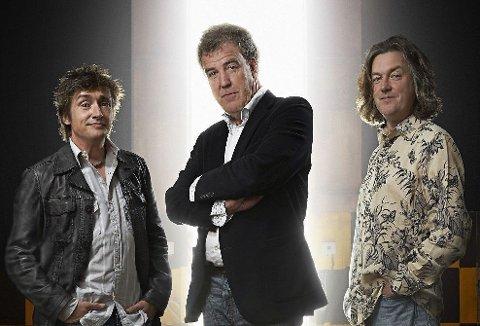 Nå trekker også Richard Hammond seg fra bilprogrammet. Foto: Top Gear Live