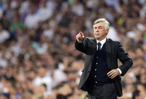 INGEN AVKLARING: Carlo Ancelotti sa ingenting om laguttaket på sin pressekonferanse fredag.