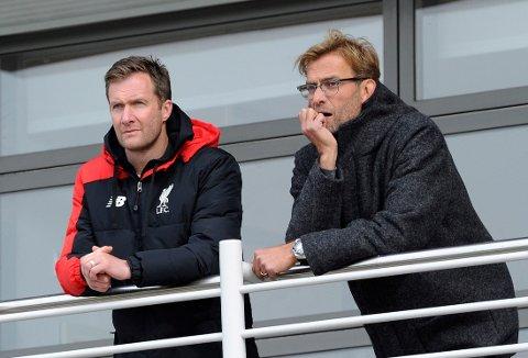 NY BOLIG: Jürgen Klopp har flyttet inn i Brendan Rodgers' gamle bolig.