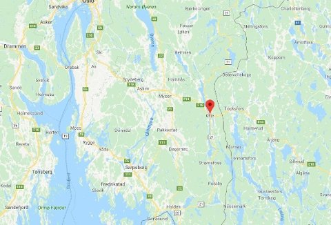 Illustrasjonsfoto: Ørje i Østfold.