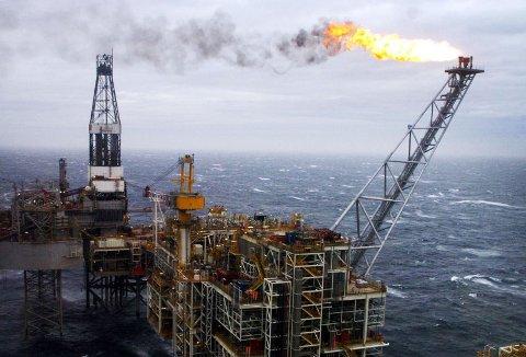 Det er igjen kraftig vekst i oljeinvesteringene, som bidrar til gode tider i Norge.