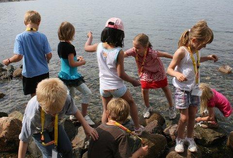 AVLYST: I år skulle det vært det 15. året med sommerskole og aktiviteter for nærmere 20.000 barn i Oslo, men Sommerskolen er avlyst.