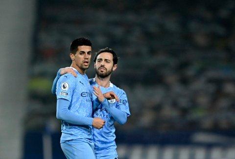 LEVERER: Joao Cancelo har gitt bra med poeng den siste tiden. Bernardo Silva er hentet inn som Kevin De Bruyne-erstatter i Ola Hovdes lag.