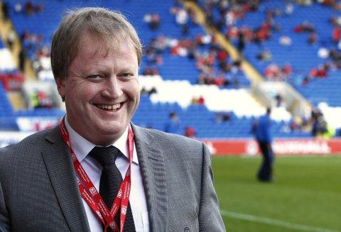 ANKLAGES: Yngve Hallen anklages for korrupsjon i boken Fotballagenten.
