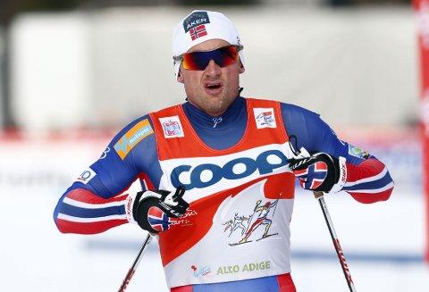 BEKYMRET: Ole Einar Bjørndalen er bekymret for Petter Northugs VM-form.
