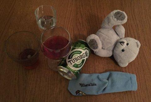Mange har utfordringer knyttet til alkohol i jula og det kan fort gå ut over barn med store forventninger til jul.
