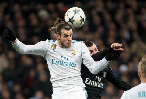 PÅ VEI BORT? Real Madrids Gareth Bale.