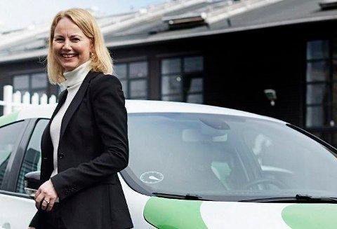 - Overgang til delebiler forbereder oss på fremtidens selvkjørende biler, skriver Synne Homble