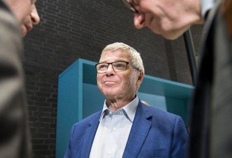 TENKE SEG OM: Kjell Magne Bondevik ber regjeringen tenke seg grundig om før de svarer på USAs forespørsel om deltakelse i Persiabukta. Foto: Vidar Ruud / NTB scanpix