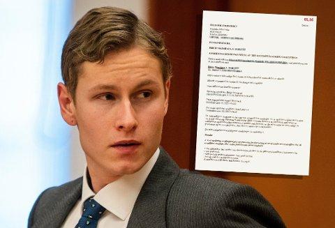 Philip Manshaus er siktet for å ha drept sin stesøster og for å ha begått terror mot en moské i Bærum. Han har erkjent de straffbare forholdene, men nekter straffskyld.