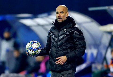 KONTANT SVAR: Manchester City-manager Pep Guardiola benkter at det ligger an til snarlige forandringer i klubben, til tross for den skuffende poengfangsten i Premier League så langt.