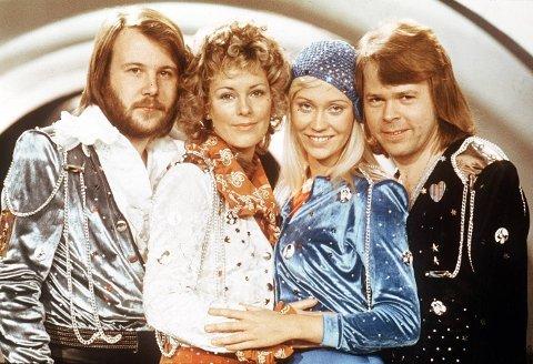 ABBA: I 1974 vant Abba med Waterloo. De fikk derimot ingen stemmer av Storbritannia, som arrangerte Eurovision det året.